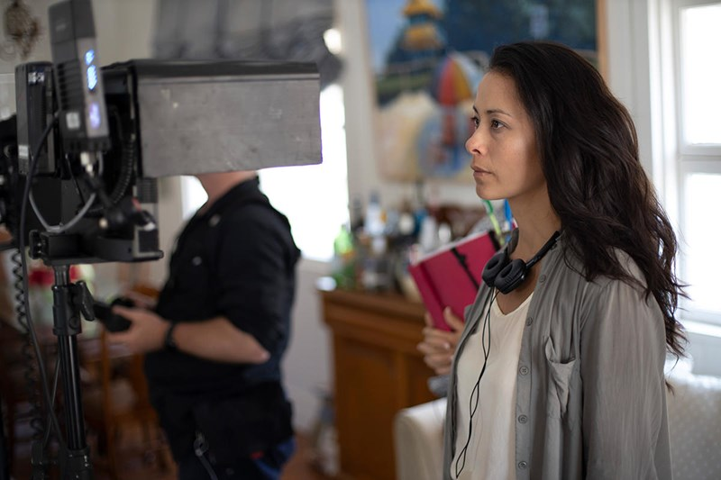 Rosie Lourde: the road to directing