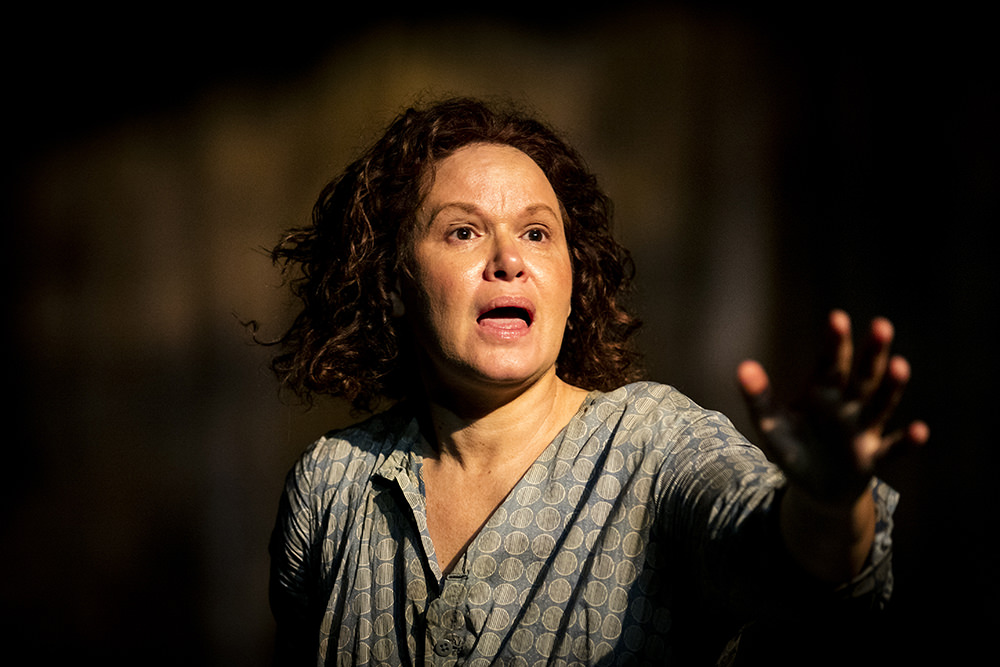 Leah Purcell as The Drover's Wife / Belvoir