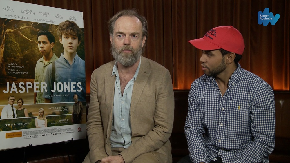 Jasper Jones Stars & Creatives