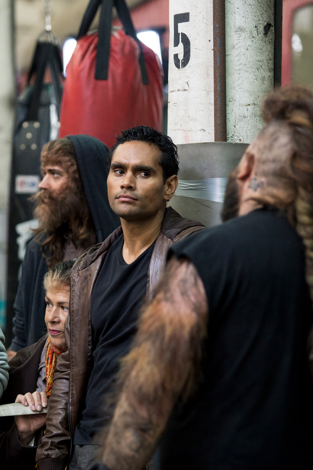 <em>Cleverman series 1</em>