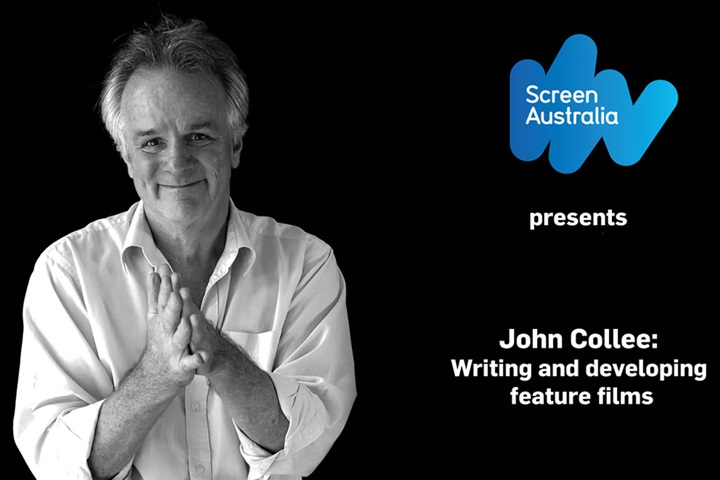 John Collee: Writing and developing feature films